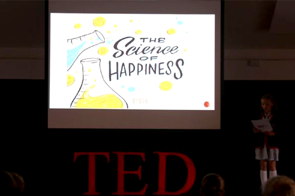 Pupils' Showcase Impressive Innovative TED-Ed Club Talks