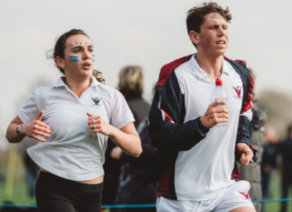 Over 1,600 Stamford students unite for BurghleyRun