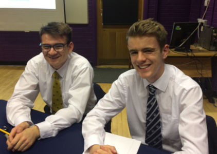 Busy term for Stamford debating team