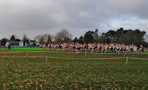 Stamford Reach National Cross Country Finals