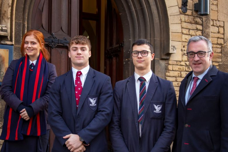 Oxbridge offers for Stamford students