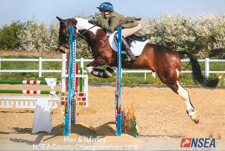 Showjumping Students Compete at Nationals