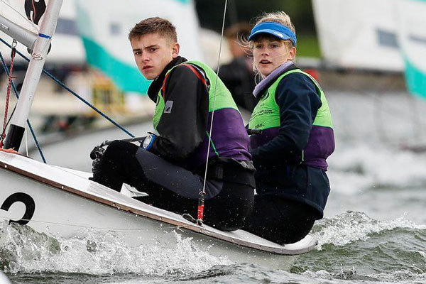 Sailing Captain scores gold at National Championships