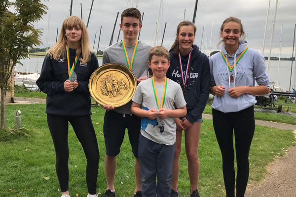 Stamford Endowed Schools Sailing Success