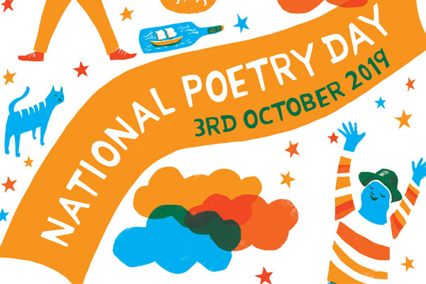 Schools celebrate National Poetry Day