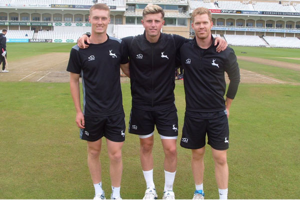 Joey becomes youngest cricketer at Trent Bridge since 2001