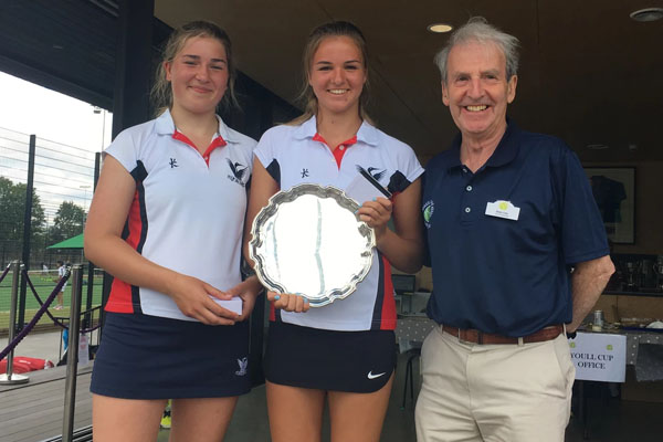 Win for Stamford at Independent Schools Tennis Association Tournament