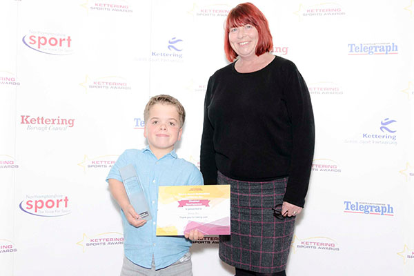 Bruce wins Kettering Disability Sports Personality of the Year
