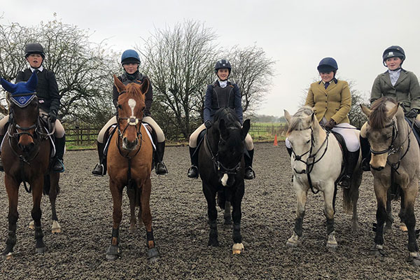 win for Stamford at show jumping