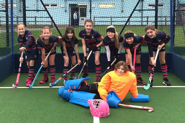 Year 6 success at 'In2Hockey' Tournament