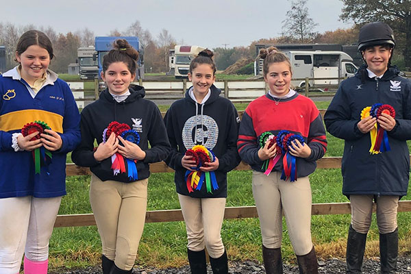 Equestrian Success for Stamford