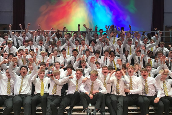 House Singing Competition 2019