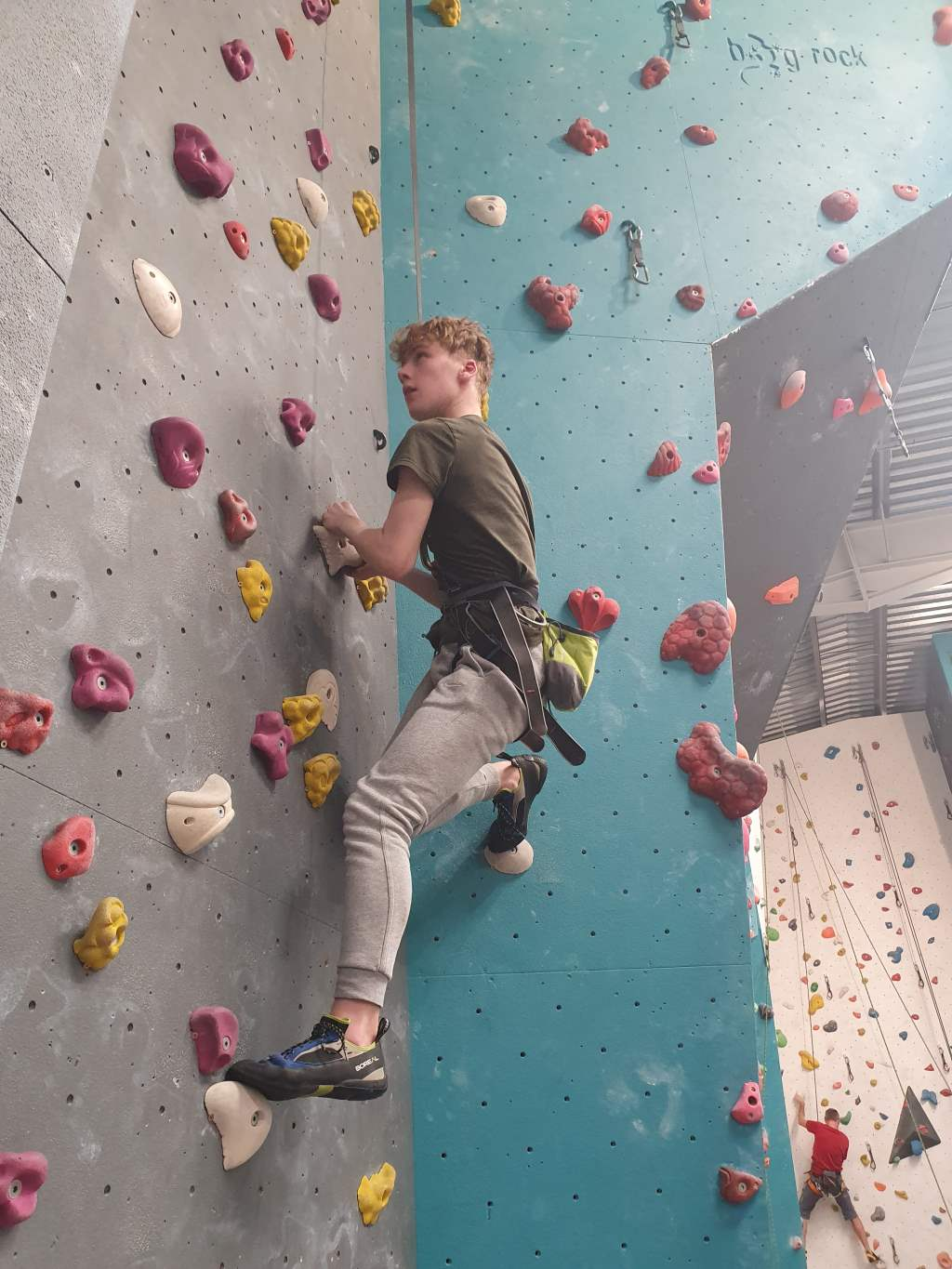 Climbing Club trip - Indoor wall climb