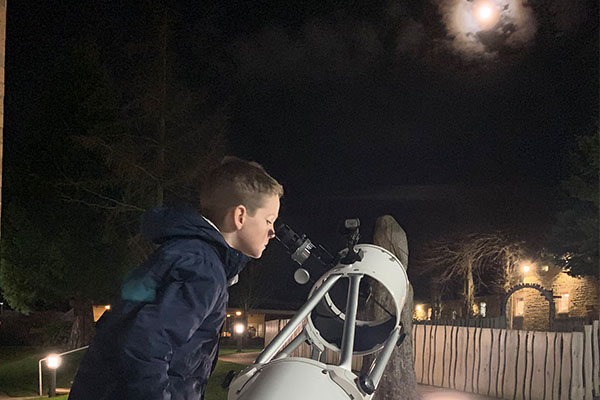 Schools come together for Festival of the Moon