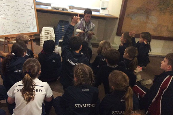 Learning at the Y4 Zoology Trip