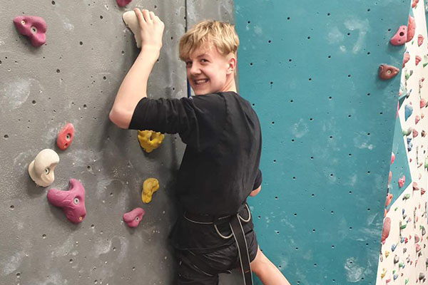 Climbing Club trip - Indoor wall