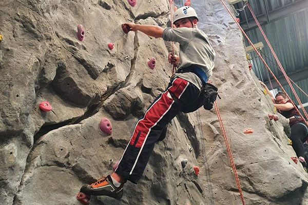 SES Climbing Club reach for new heights