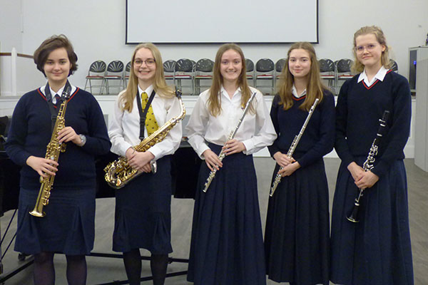 Students impress at SHS Music Festival