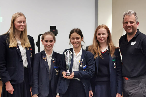 SHS achieve third at 'Super Physics 2020'