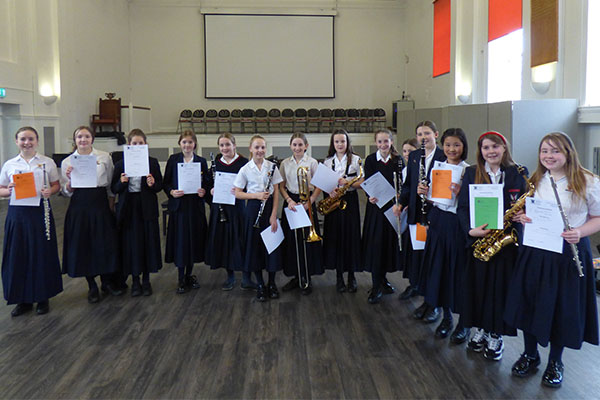 Students perform at SHS Music festival