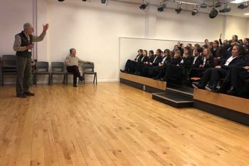 Students engage with Rutland Osprey Project