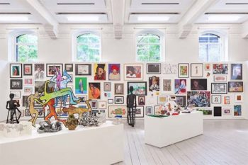 Young Artists' Summer Show