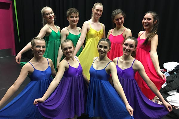 Stamford progress to Lincoln County Platform of 'UDance' competition