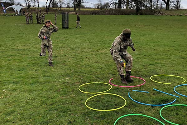 CCF Field Day - observation, memory and noughts and crosses 2