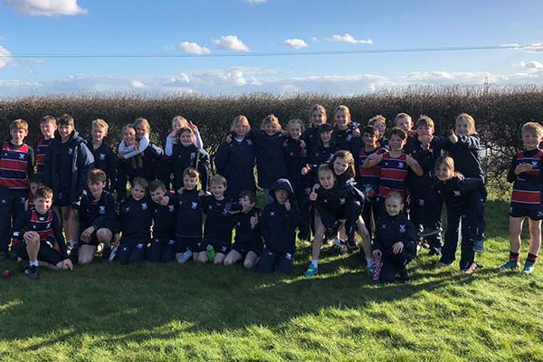 Success in Cross Country for Stamford Junior School