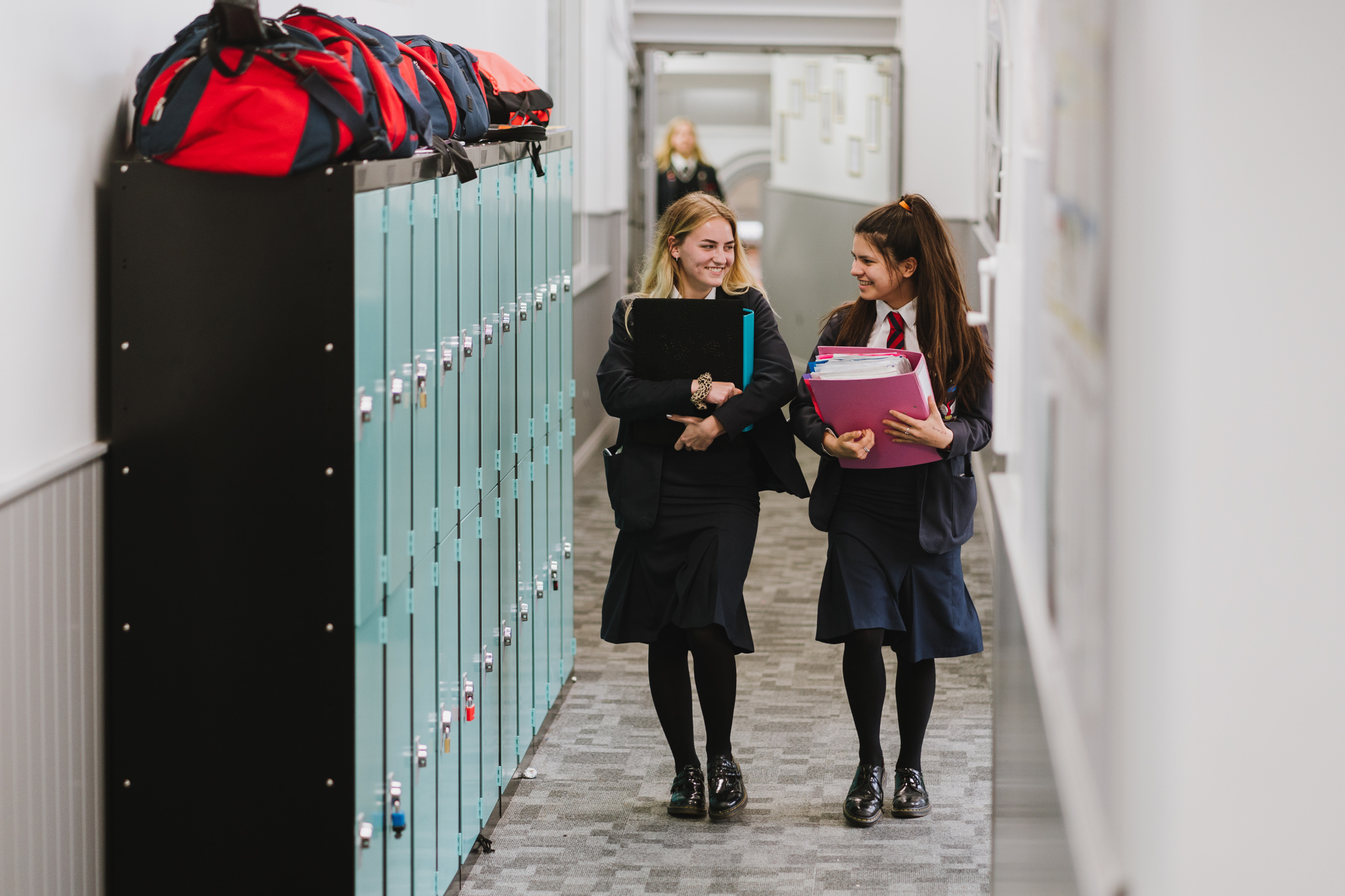 How can pupils purchase uniform when boarding?