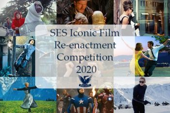 SES Iconic Film Re-enactment Competition