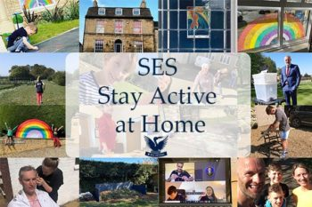 SES stay active from home