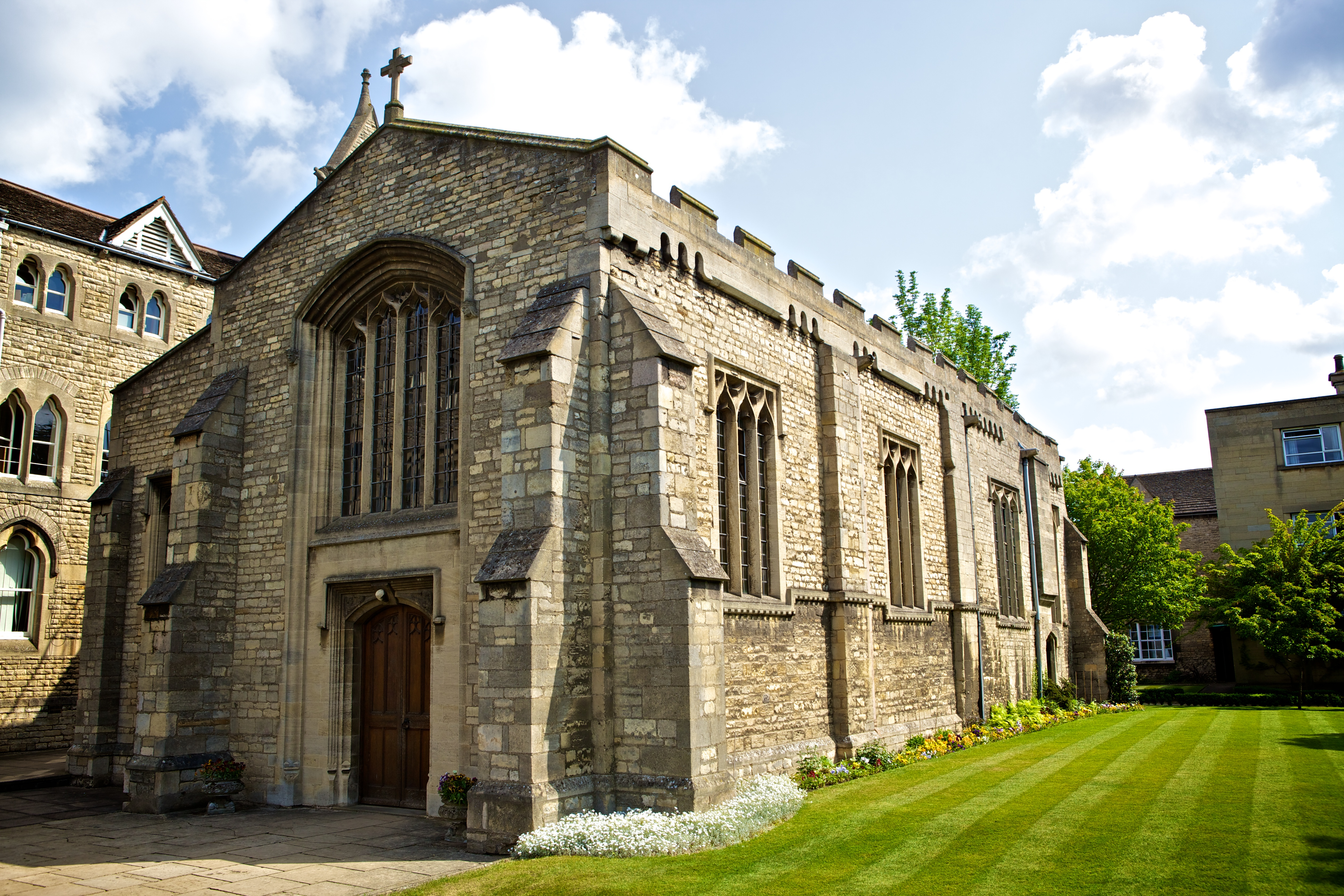 Archivist reveals history of Stamford School Chapel