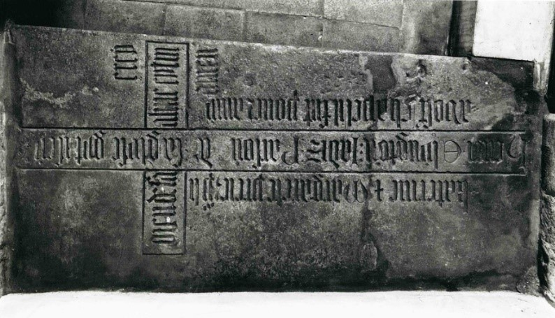 Tombstone of Henry Elyngton