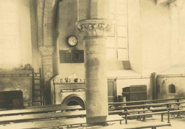 Archived image of Stamford School Chapel