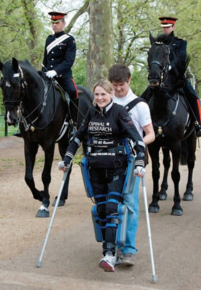 Claire Lomas MBE (OS 98)