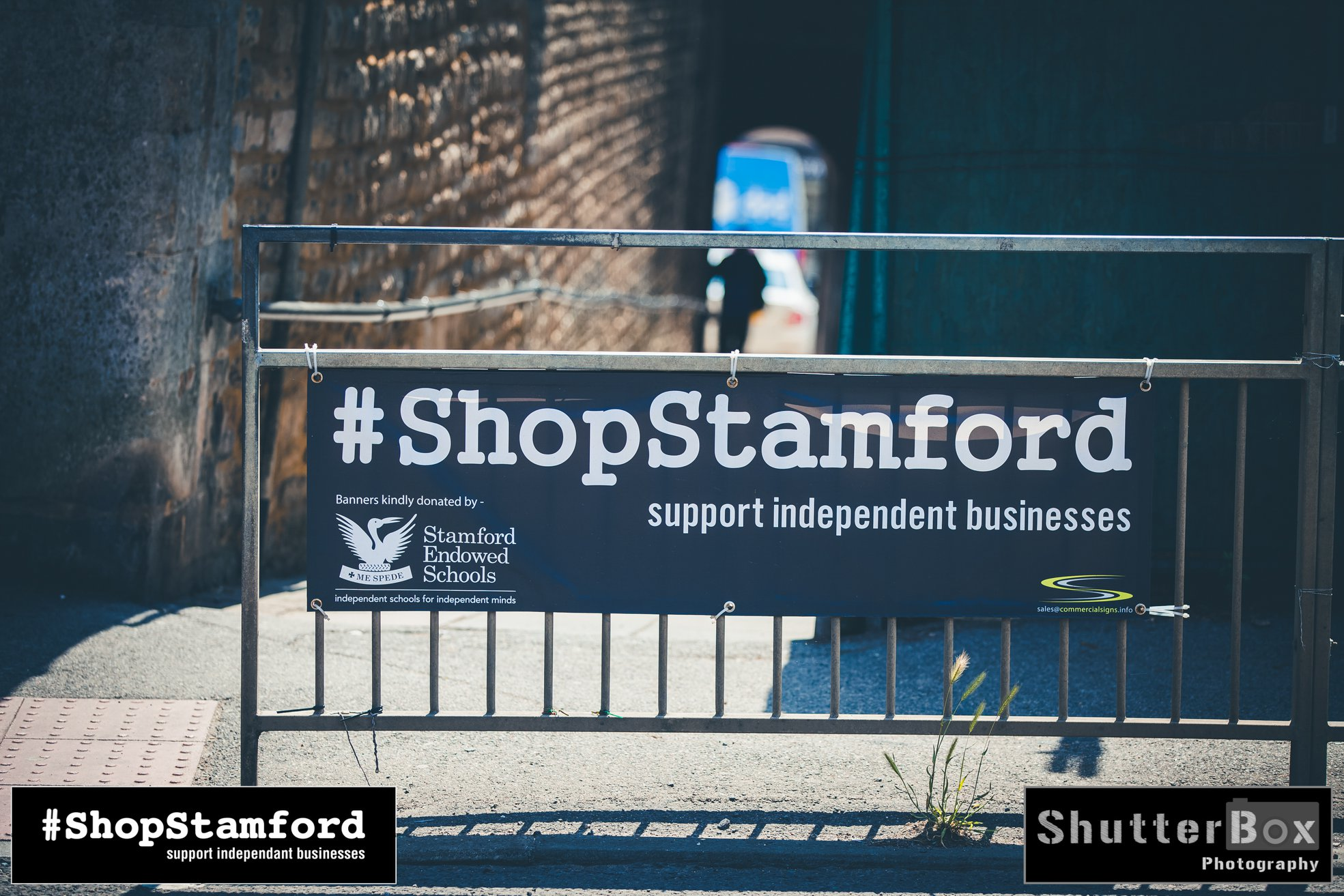 Shop Local, Shop Stamford