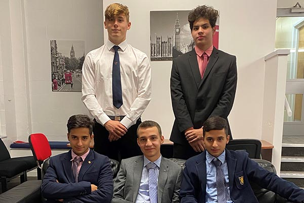 Boarders excited to get back to school
