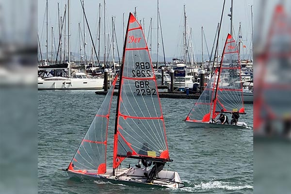 More success for Stamford Sailors