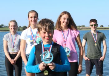 Oliver and Harry win Gold at Club Championships