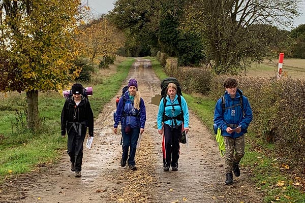 Exciting expeditions for Duke of Edinburgh