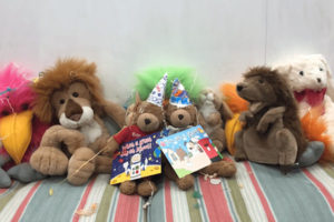 Barnaby Bear's Birthday