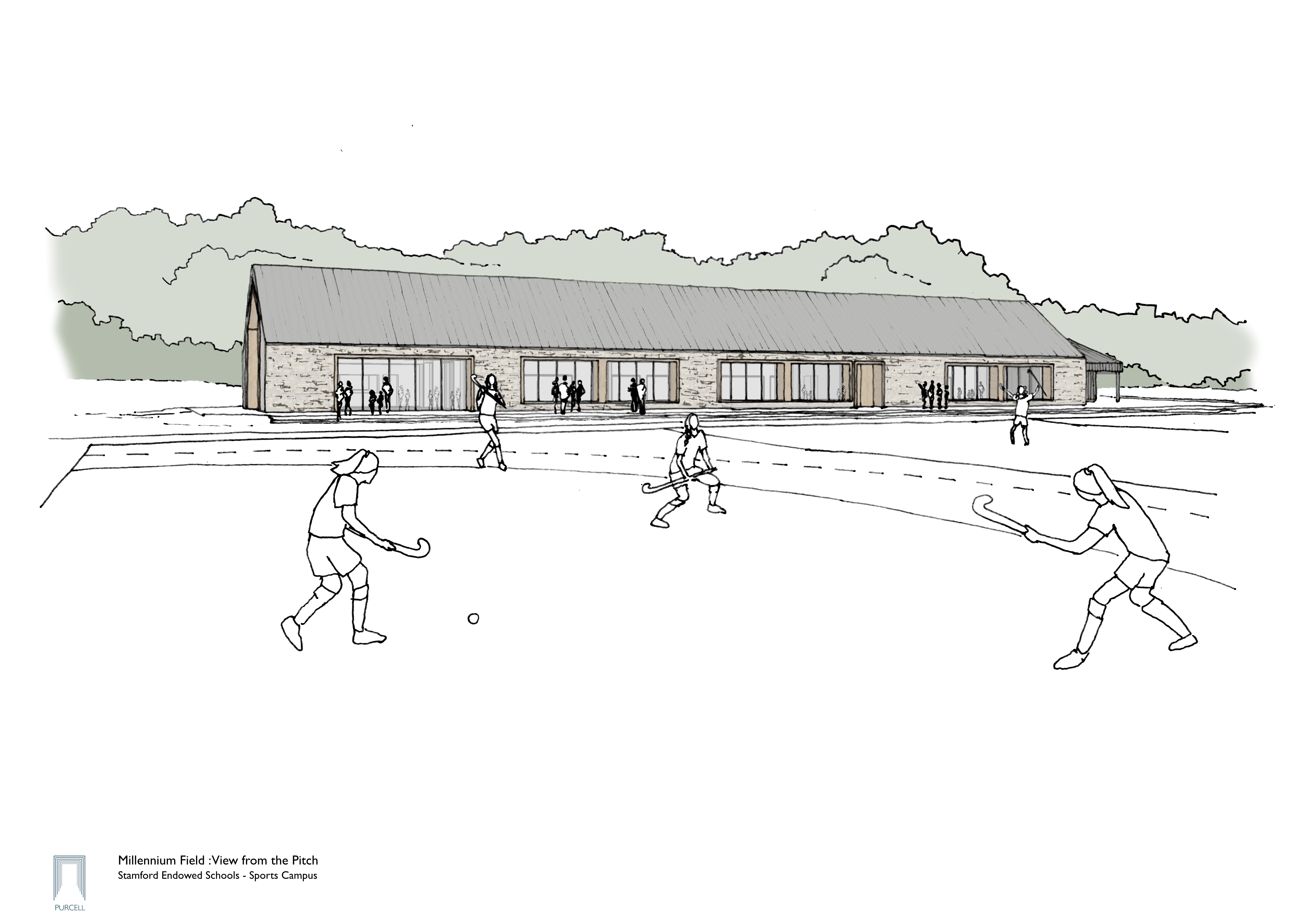 New sports development planned for the Stamford Endowed Schools