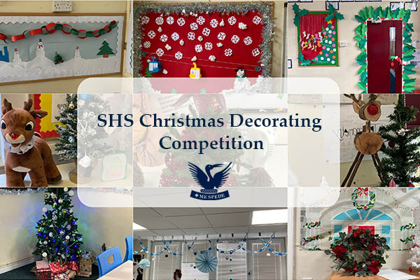 SHS Christmas Decorating Competition