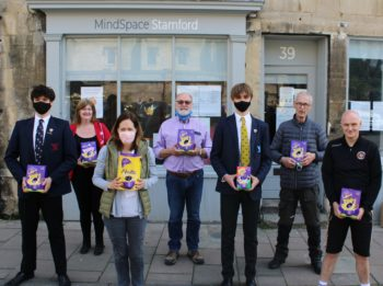 Stamford donate over 450 Easter Eggs to local charities