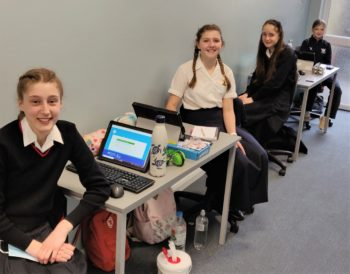 Students Reach Semi-Final of CyberFirst Competition