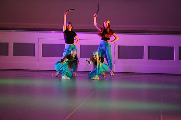 Theatre Thursdays: Dance Showcase turns digital