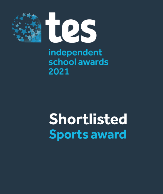 Shortlisted for TES Award