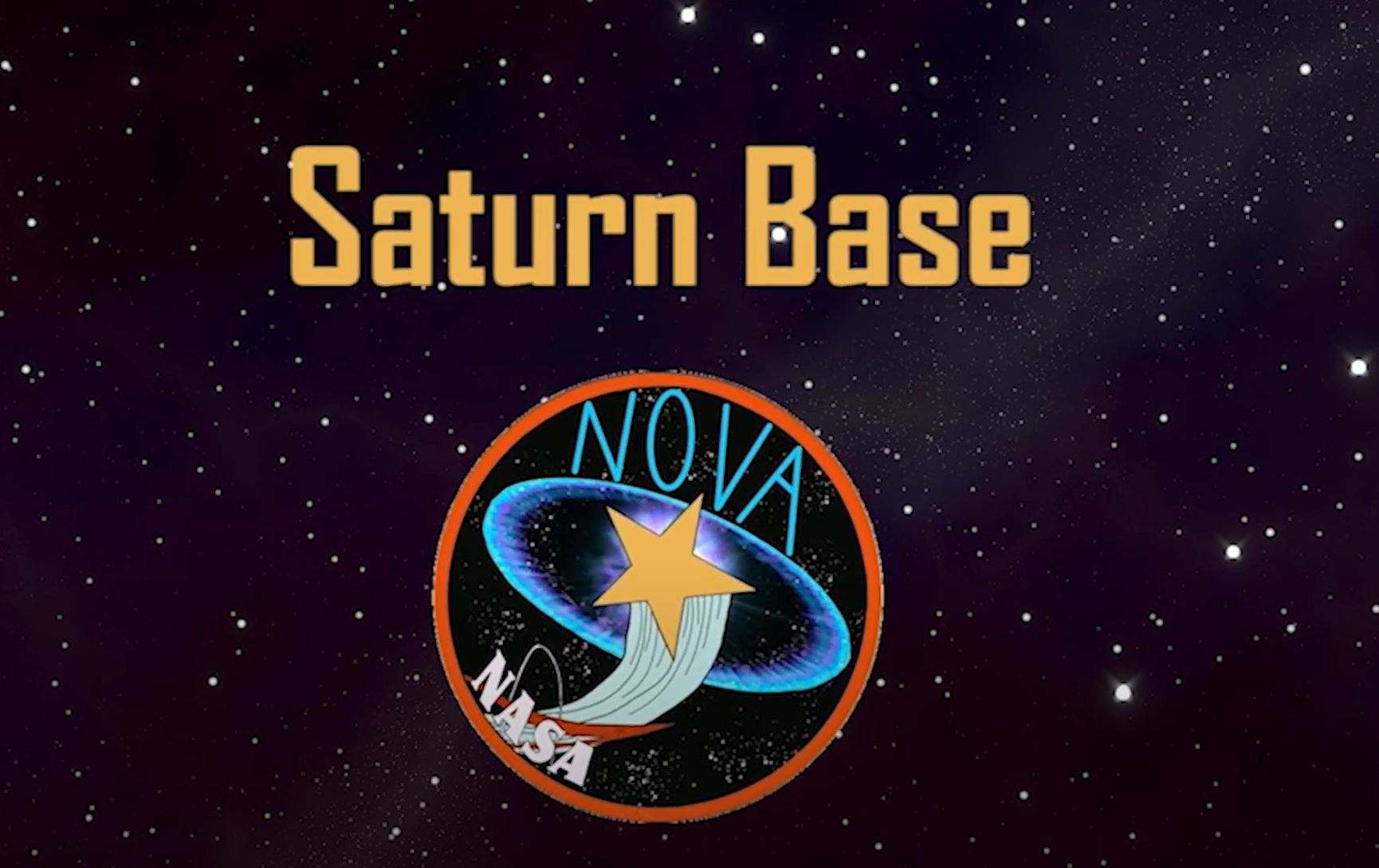 Theatre Thursdays: Saturn Base Nova