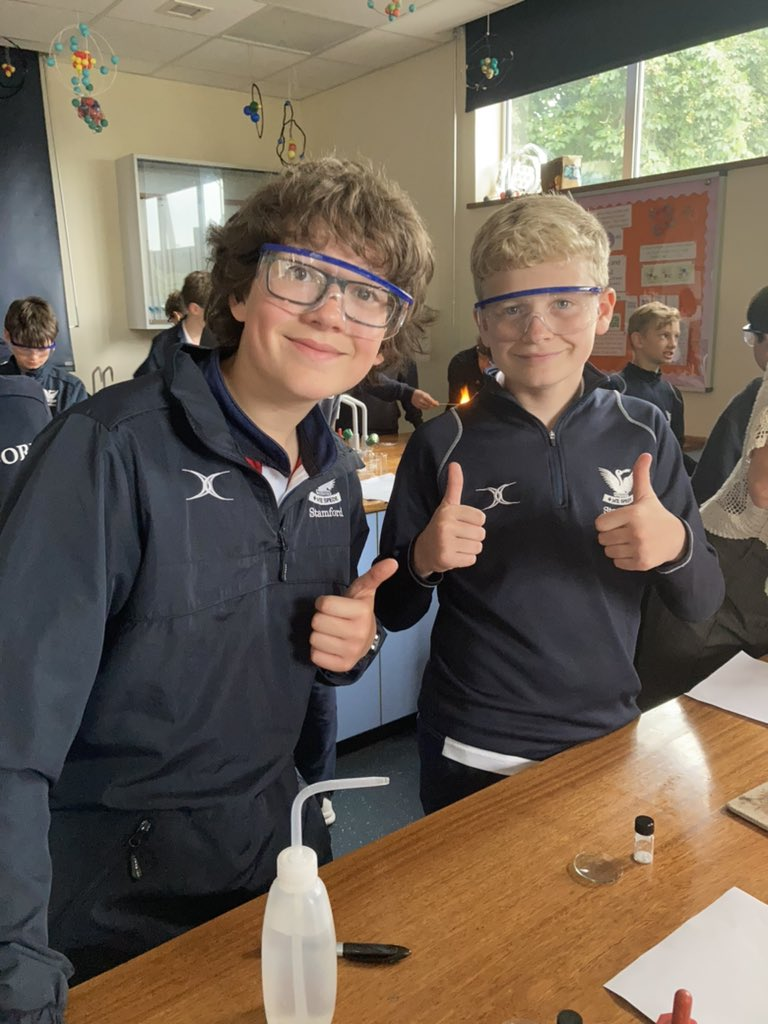 The Stamford Mystery - Enrichment Week